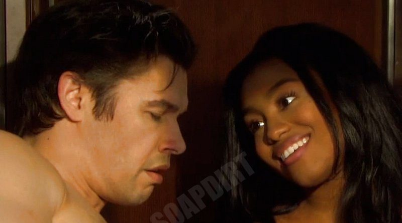Days of Our Lives Spoilers: Xander Cook (Paul Telfer) - Chanel Dupree (Precious Way)