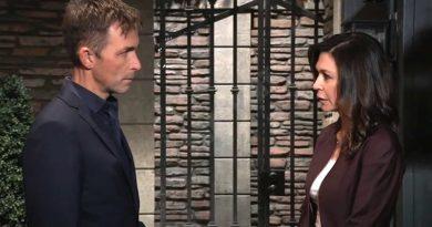 General Hospital Spoilers: Anna Devane (Finola Hughes) - Valentin Cassadine (James Patrick Stuart)