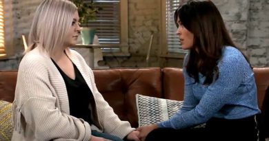 General Hospital Spoilers: Maxie Jones (Kirsten Storms) - Britt Westbourne (Kelly Thiebaud)