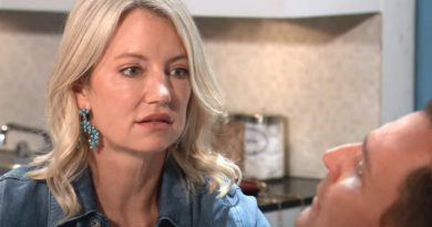 General Hospital Spoilers: Nina Reeves (Cynthia Watros) - Jasper Jacks (Ingo Rademacher)