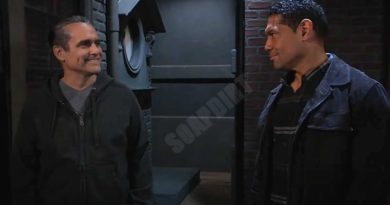 General Hospital Spoilers: Sonny Corinthos (Maurice Benard) - Mike - Elijah Crow (Dan White)