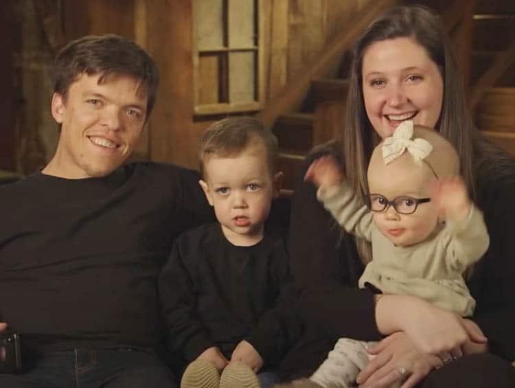 Little People Big World: Tori Roloff - Zach Roloff - Jackson Roloff - Lilah Roloff