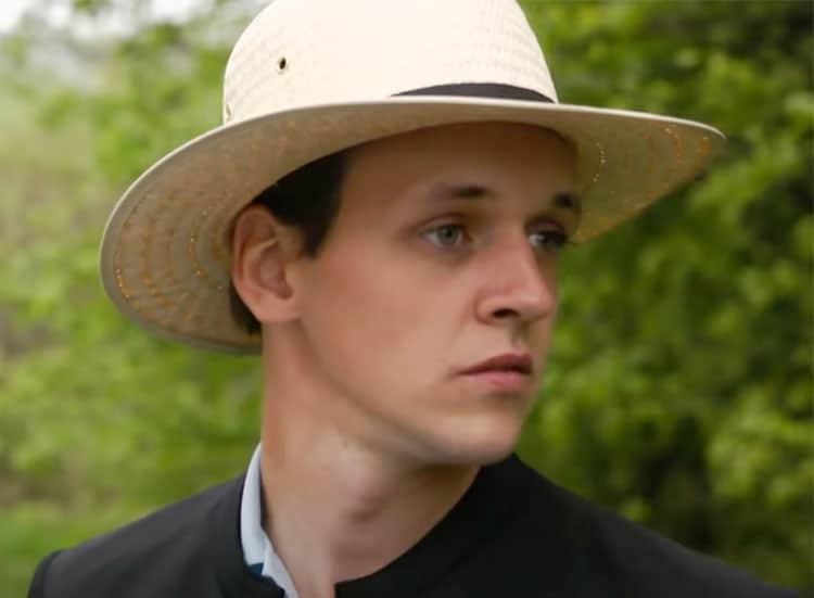 Return to Amish: Abe Schmucker