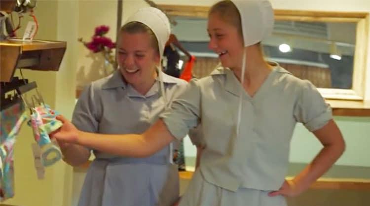 Return to Amish: Rosanna Miller - Maureen Byler