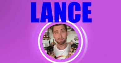 The Circle: Lance Bass