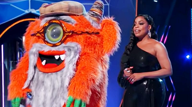 The Masked Singer: Grandpa Monster - Niecy Nash