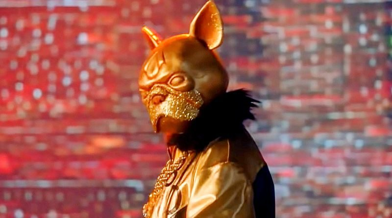 The Masked Singer: The Bulldog