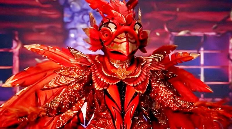 The Masked Singer: The Phoenix