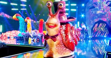 The Masked Singer: The Snail