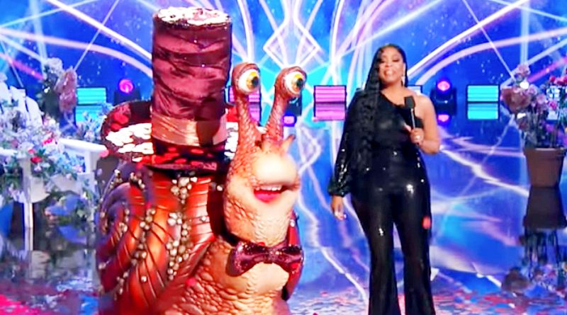 The Masked Singer: The Snail - Niecy Nash