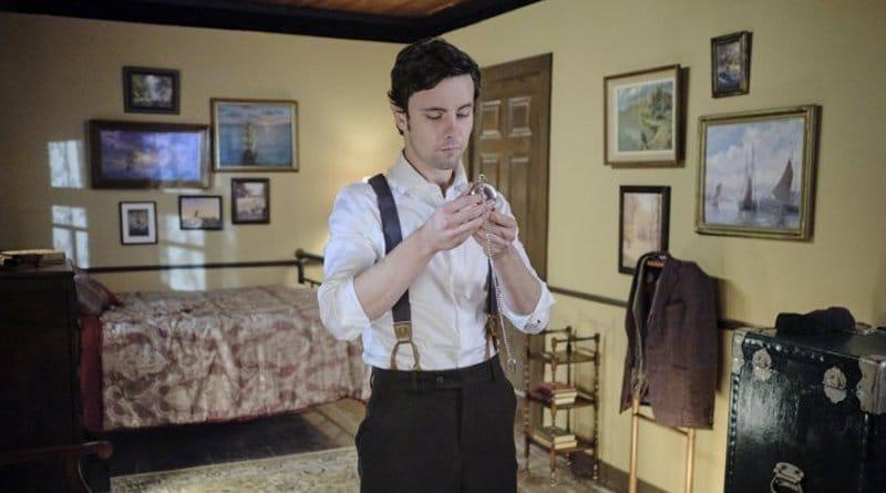 When Calls The Heart: Christopher Hughes (James Drew Dean)