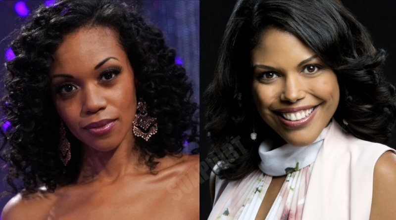 Young and the Restless Comings and Goings: Amanda Sinclair (Mishael Morgan) (Karla Mosley)