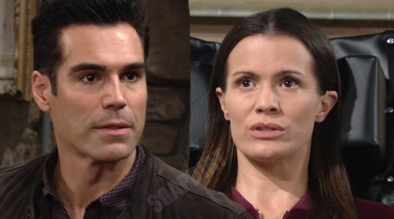 Young and the Restless Spoilers: Rey Rosales (Jordi Vilasuso) - Chelsea Newman (Melissa Claire Egan)