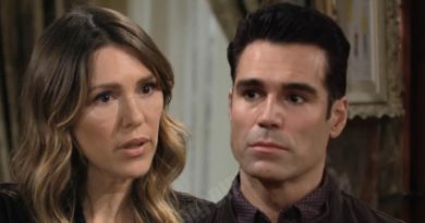 Young and the Restless Spoilers: Chloe Mitchell (Elizabeth Hendrickson) - Rey Rosales (Jordi Vilasuso)