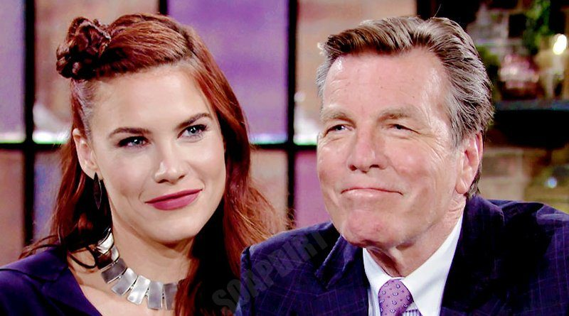 Young and the Restless Spoilers: Jack Abbott (Peter Bergman) - Sally Spectra (Courtney Hope)