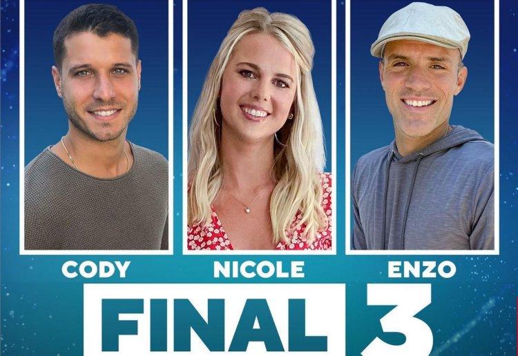 Big Brother 22: Final 3