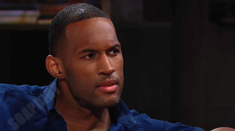 Bold and the Beautiful Spoilers: Carter Walton (Lawrence Saint-Victor)