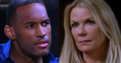Bold and the Beautiful Spoilers: Carter Walker (Lawrence Saint-Victor) - Brooke Logan (Katherine Kelly Lang)