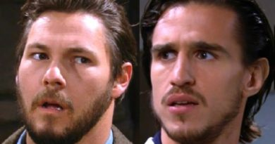 Bold and the Beautiful Spoilers: Liam Spencer (Scott Clifton) - Vinny Walker (Joe LoCicero)