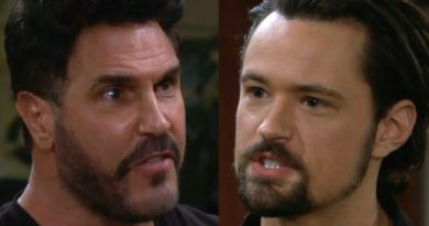 Bold and the Beautiful Spoilers: Thomas Forrester (Matthew Atkinson) - Bill Spencer (Don Diamont)