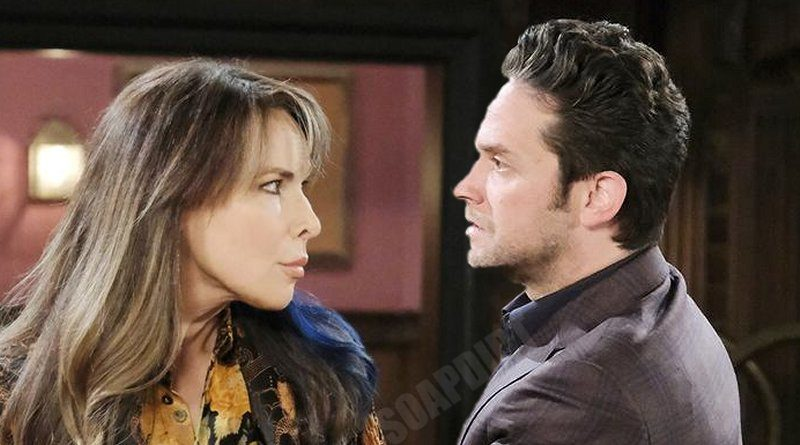 Days of Our Lives Spoilers: Kate Roberts (Lauren Koslow)- Jake DiMera (Brandon Barash)
