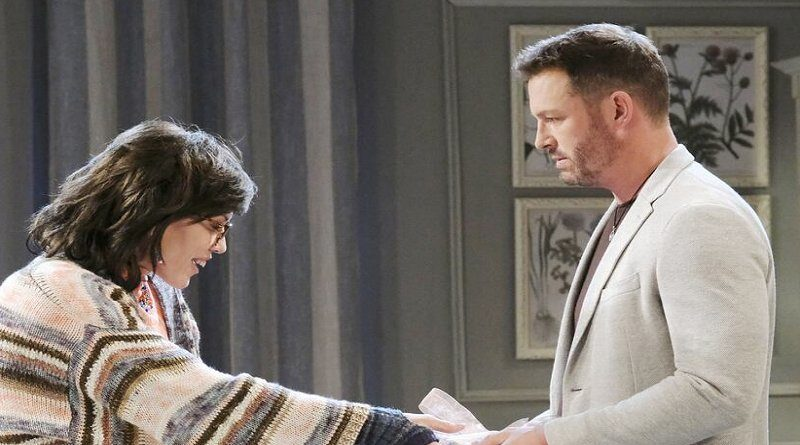 Days of Our Lives Spoilers: Kristen DiMera (Stacy Haiduk) -Brady Black (Eric Martsolf)