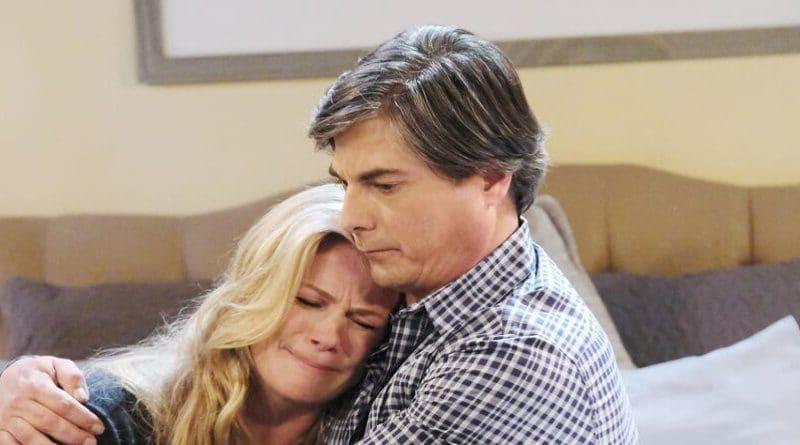 Days of Our Lives Spoilers: Sami Brady (Alison Sweeney) - Lucas Horton (Bryan Datillo)