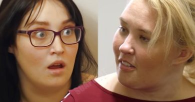 Mama June: From Not To Hot - Lauryn Shannon - Pumpkin - June Shannon