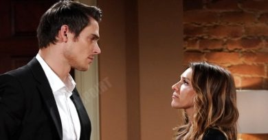 Young and the Restless Spoilers: Adam Newman (Mark Grossman) - Chloe Mitchell (Elizabeth Hendrickson)
