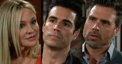 Young and the Restless Spoilers: Nick Newman (Joshua Morrow) - Sharon Newman (Sharon Case) - Rey Rosales (Jordi Vilasuso)