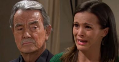 Young and the Restless Spoilers: Chelsea Newman (Melissa Claire Egan) - Victor Newman (Melissa Claire Egan)