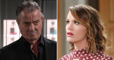 Young and the Restless - Victor Newman - Chelsea Newman