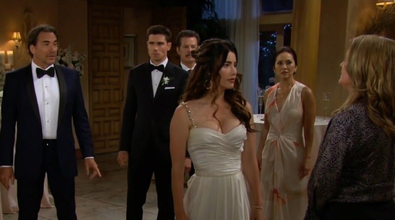 Bold and the Beautiful Spoilers: Steffy Forrester ( Jacqueline MacInnes Wood) - Li Finnegan (Naomi Matsuda) - Sheila Carter (Kimberlin Brown) And Guests