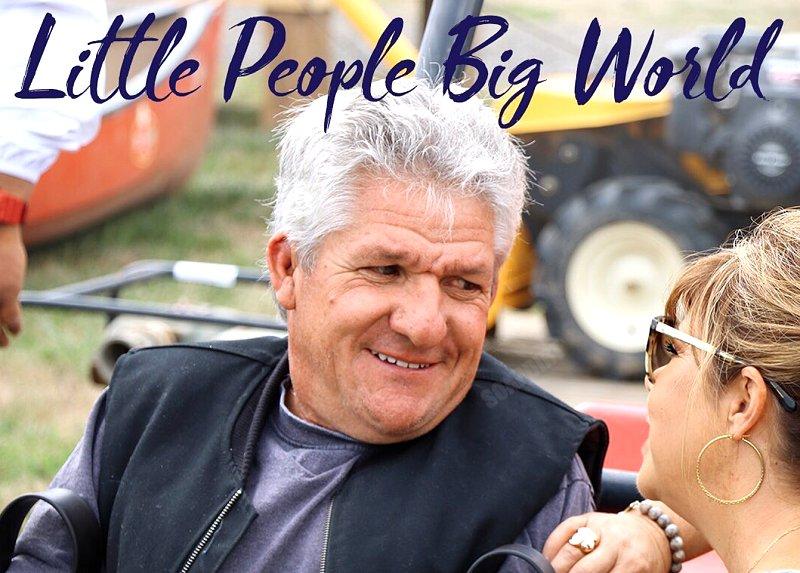Little People Big World: Caryn Chandler - Matt Roloff